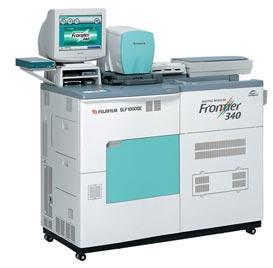 Used Minilab Machine Fuji Frontier 340 Fotolab