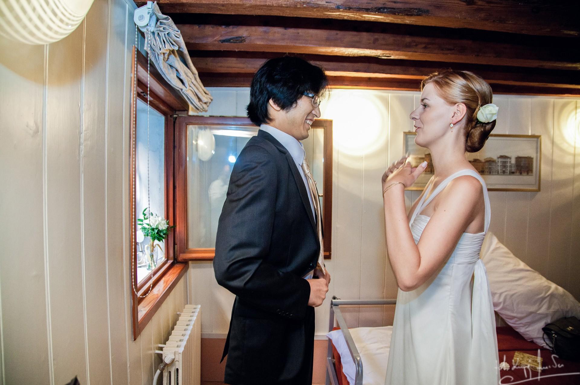 Ślub w wenecji 10 Manuela Luiza & Young Seon Song