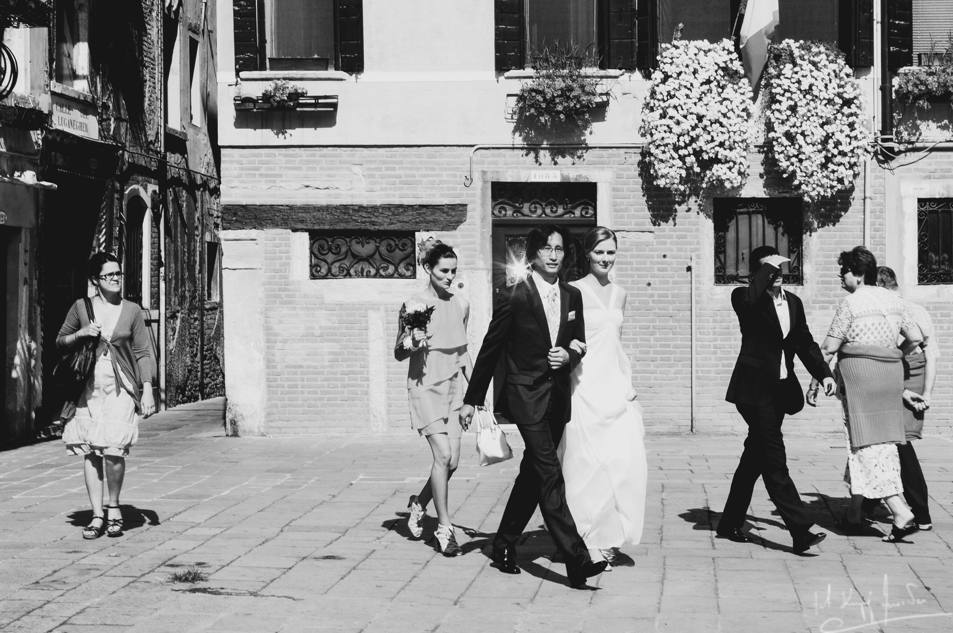 Ślub w wenecji 13 Manuela Luiza & Young Seon Song