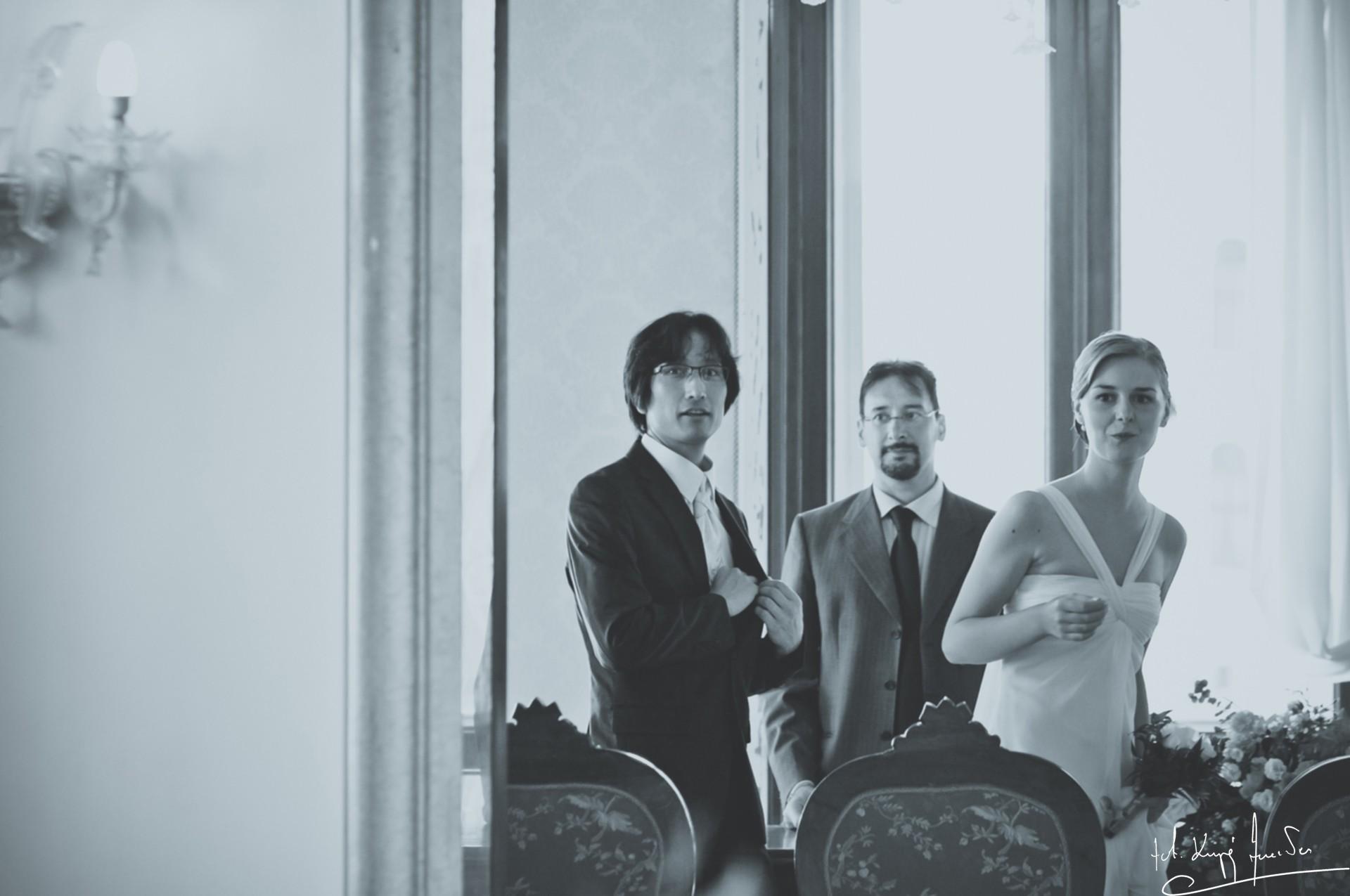 Ślub w wenecji 15 Manuela Luiza & Young Seon Song