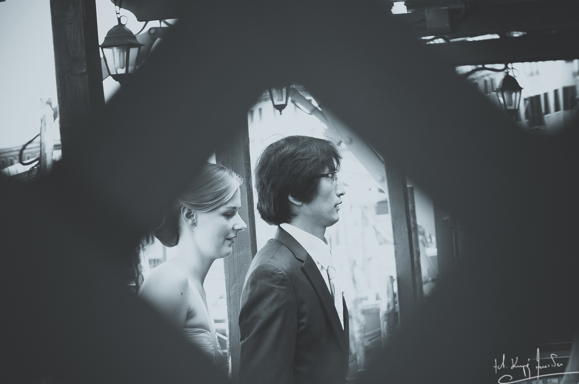 Ślub w wenecji 18 Manuela Luiza & Young Seon Song