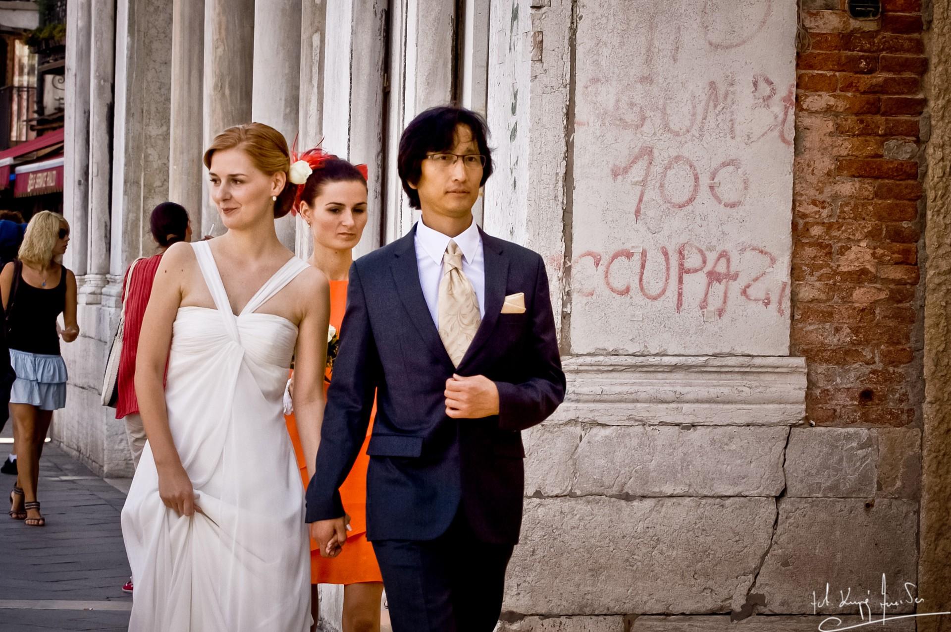 Ślub w wenecji 19 Manuela Luiza & Young Seon Song