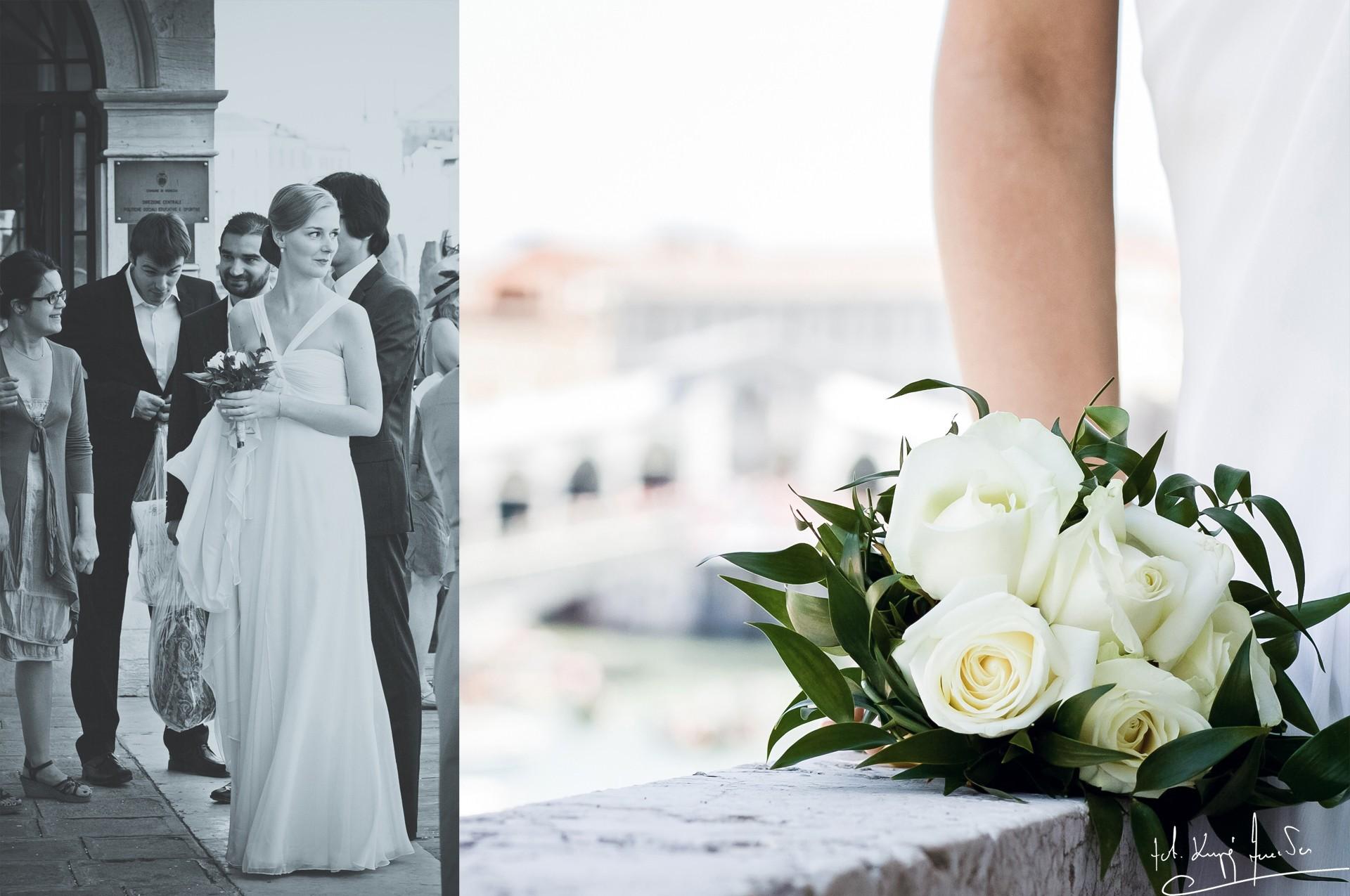 Ślub w wenecji 22 Manuela Luiza & Young Seon Song
