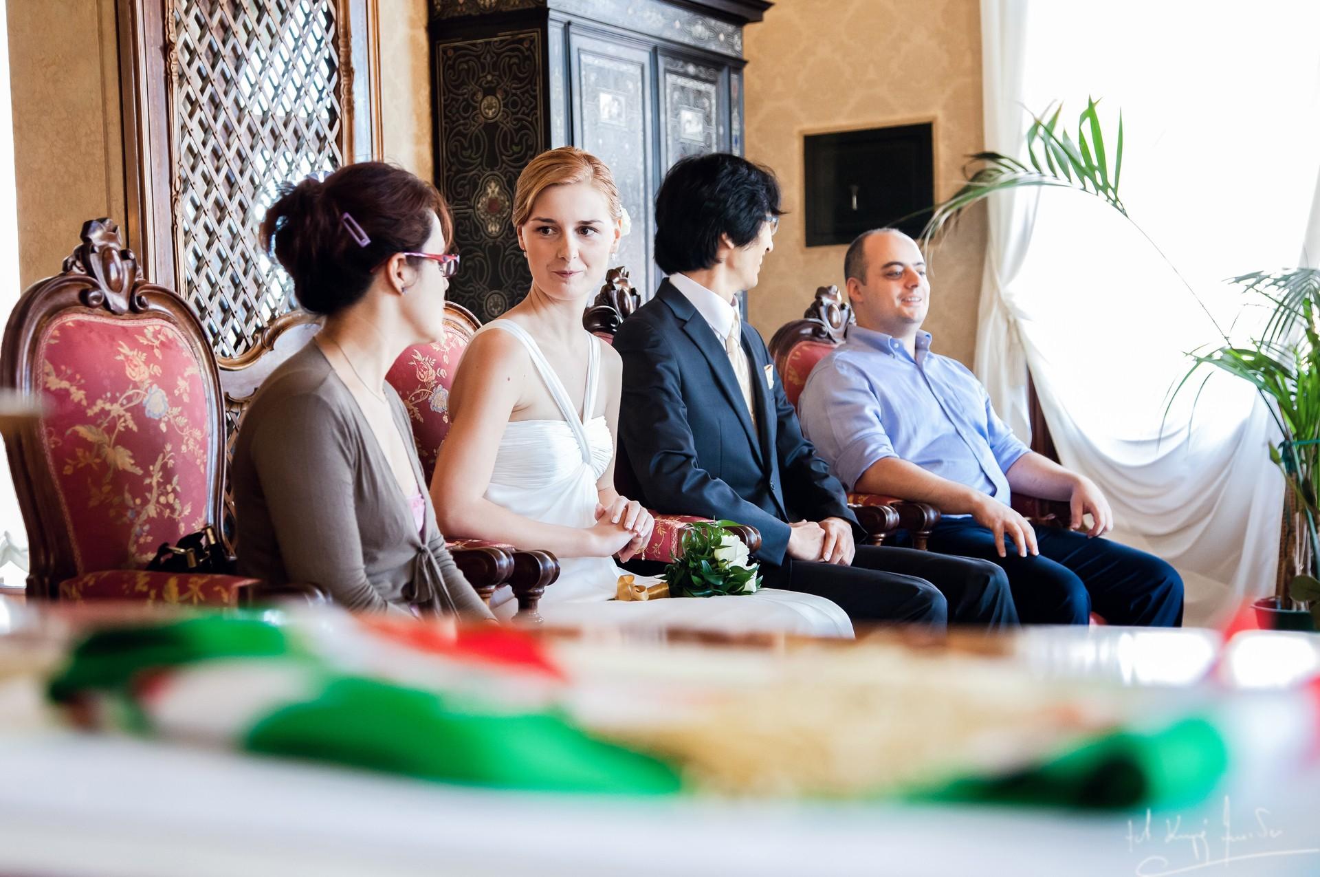 Ślub w wenecji 24 Manuela Luiza & Young Seon Song