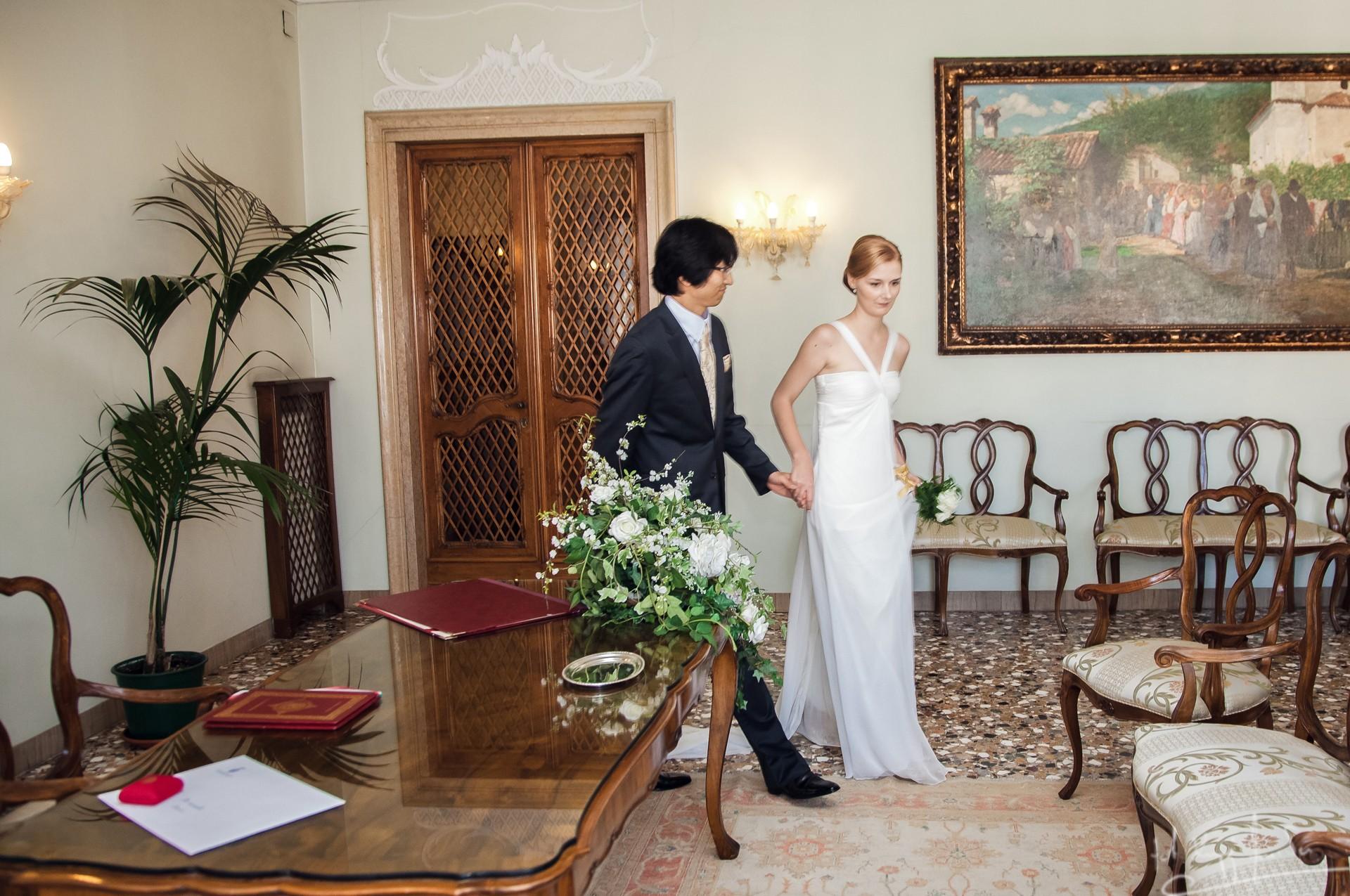 Ślub w wenecji 26 Manuela Luiza & Young Seon Song