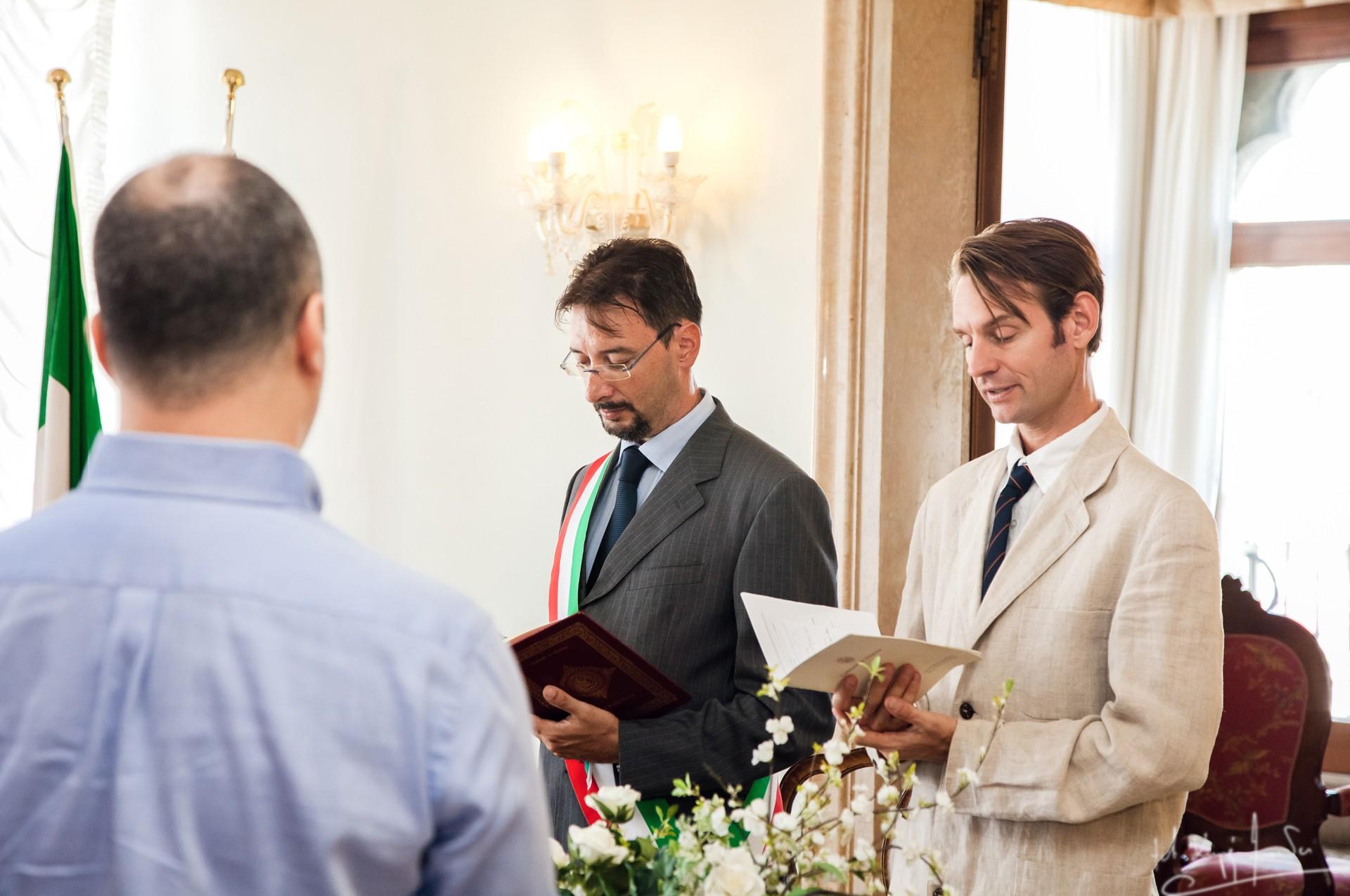 Ślub w wenecji 29 Manuela Luiza & Young Seon Song