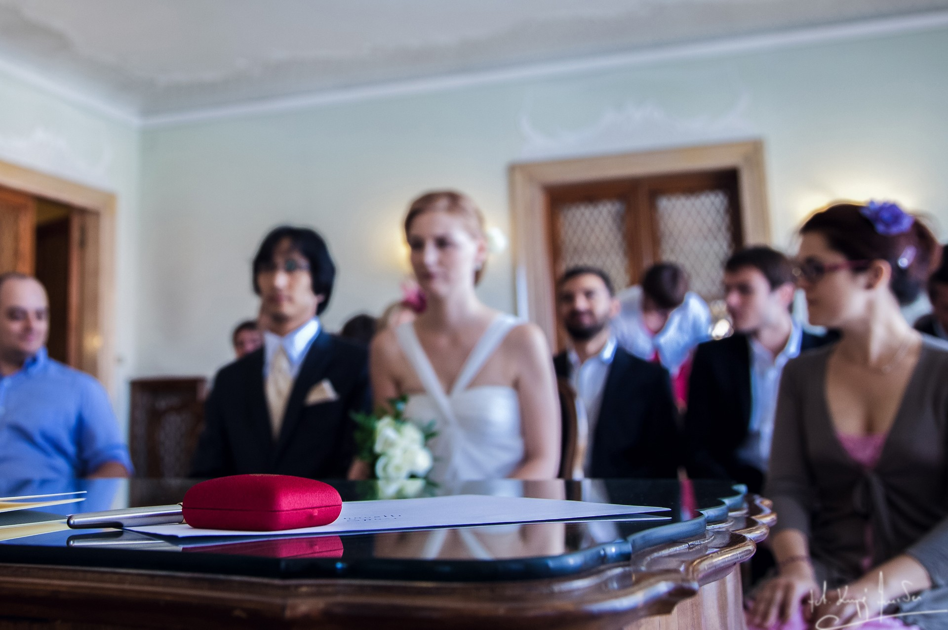 Ślub w wenecji 33 Manuela Luiza & Young Seon Song