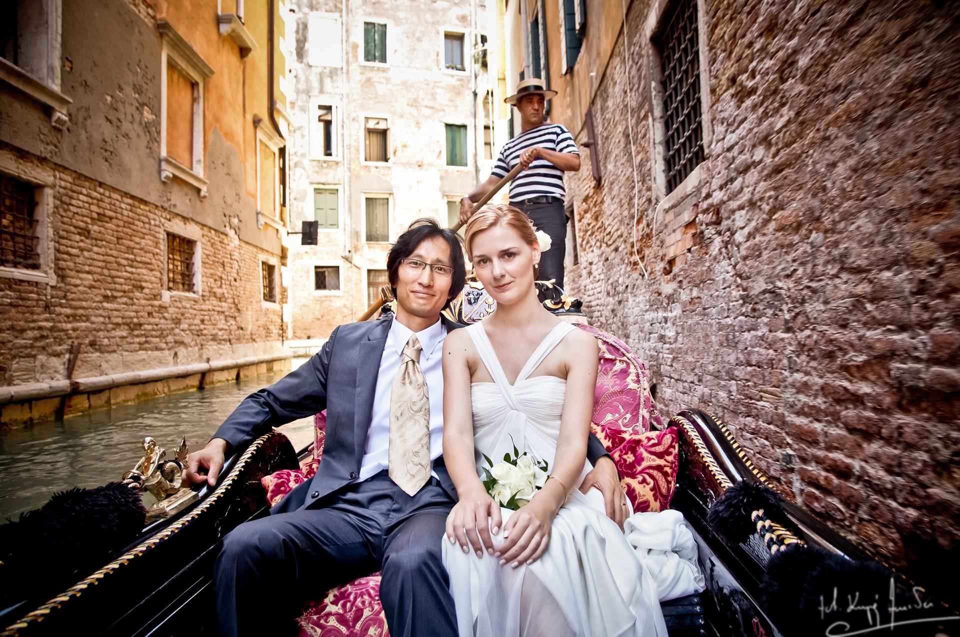 Ślub w wenecji 45 Manuela Luiza & Young Seon Song