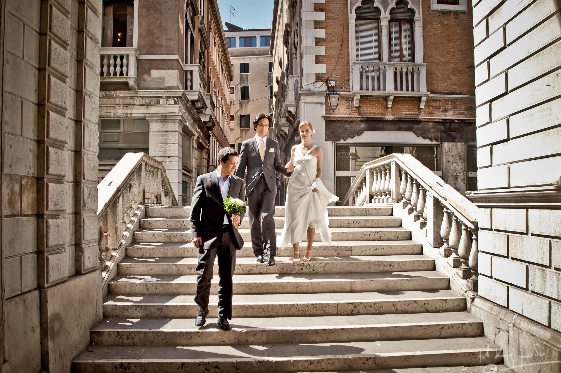 Ślub w wenecji 47 Manuela Luiza & Young Seon Song