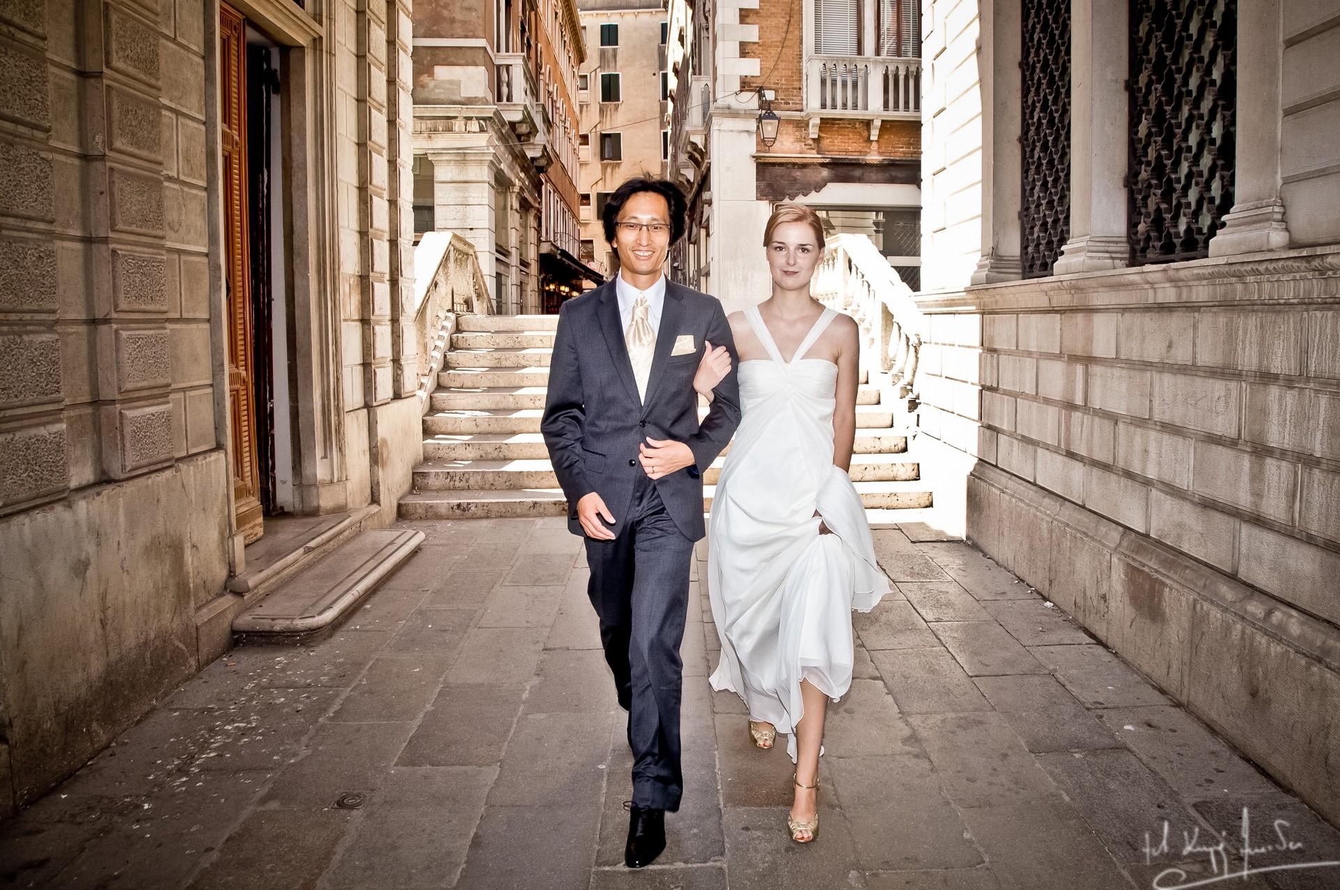 Ślub w wenecji 48 Manuela Luiza & Young Seon Song