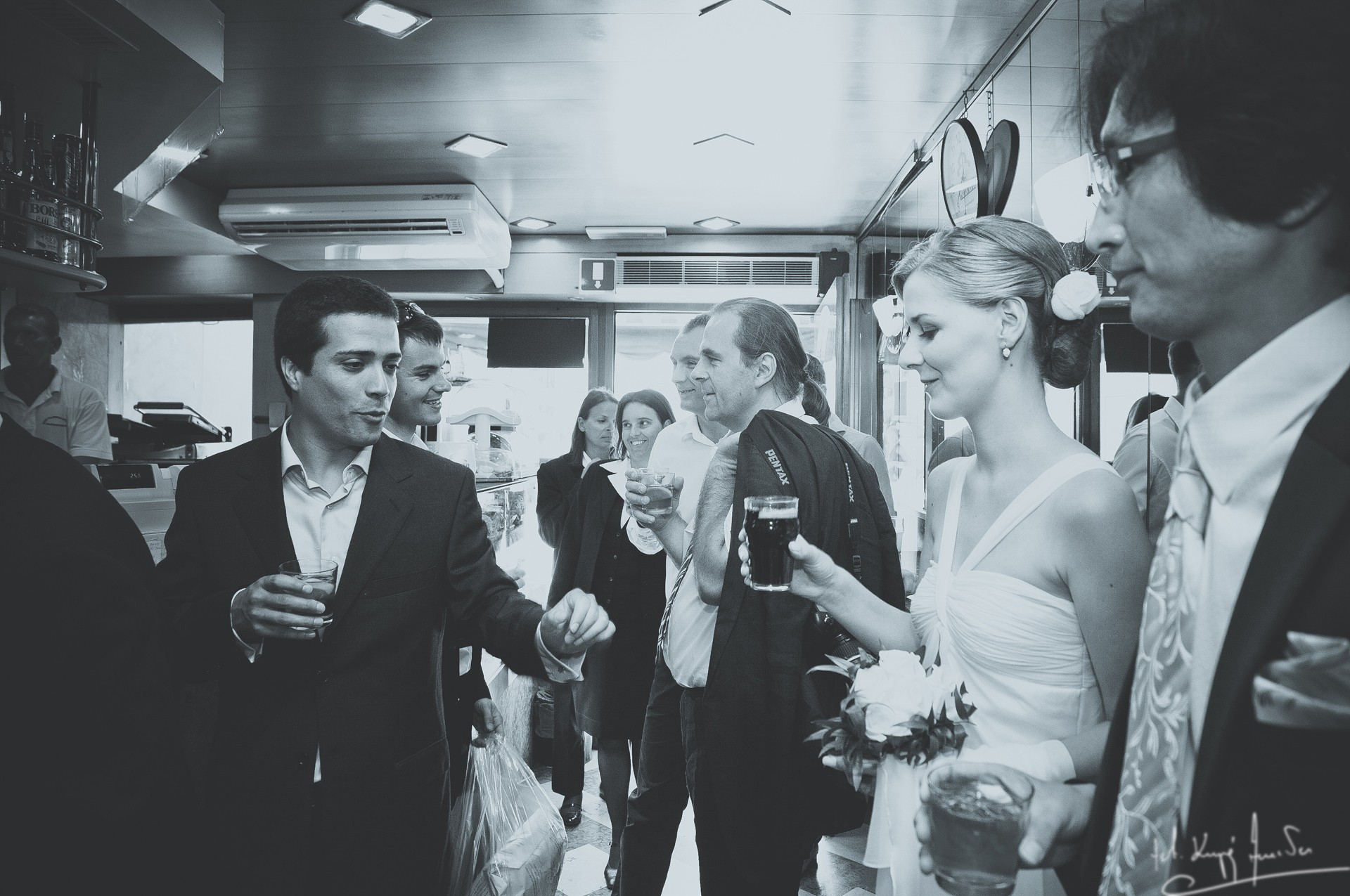Ślub w wenecji 50 Manuela Luiza & Young Seon Song