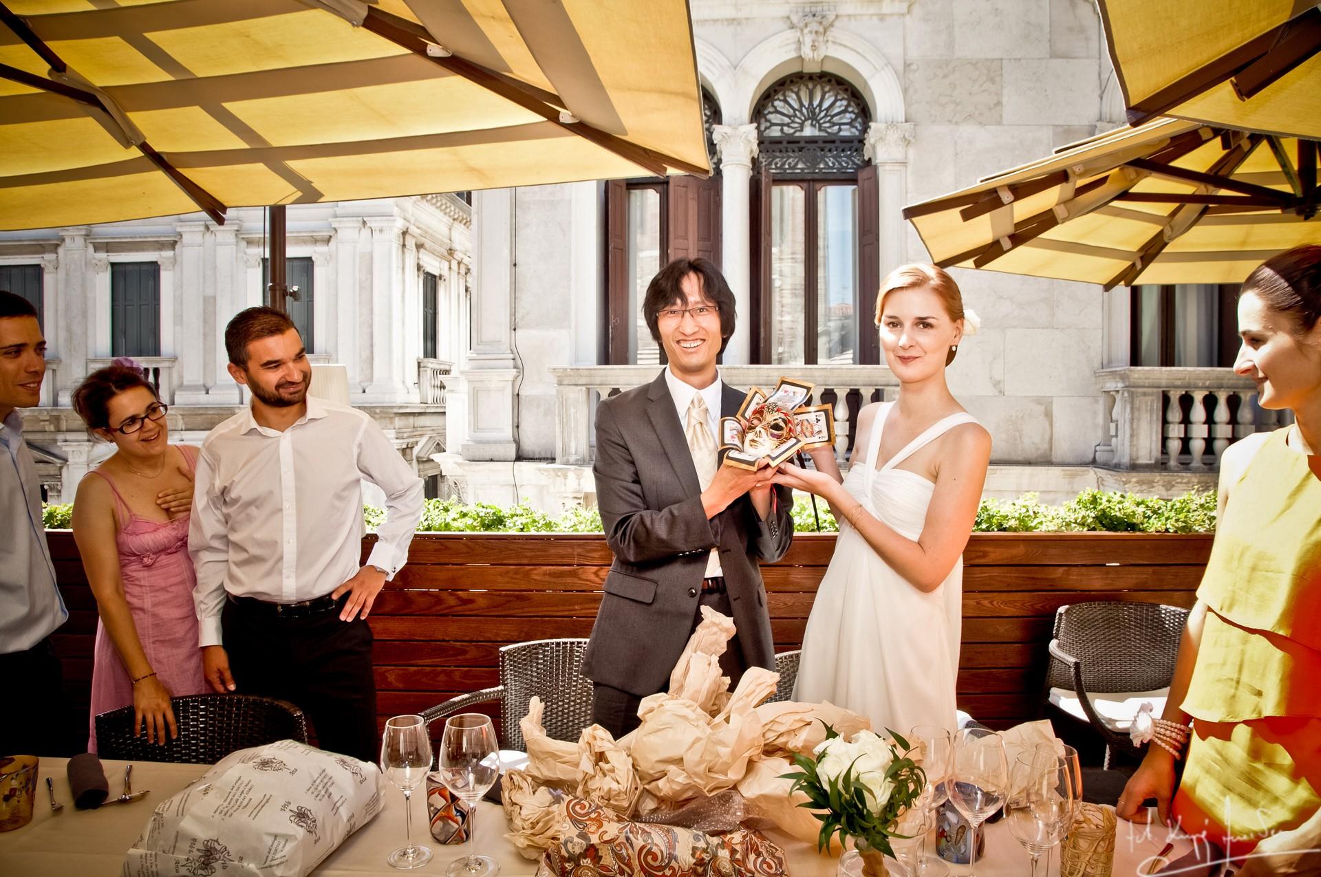 Ślub w wenecji 60 Manuela Luiza & Young Seon Song