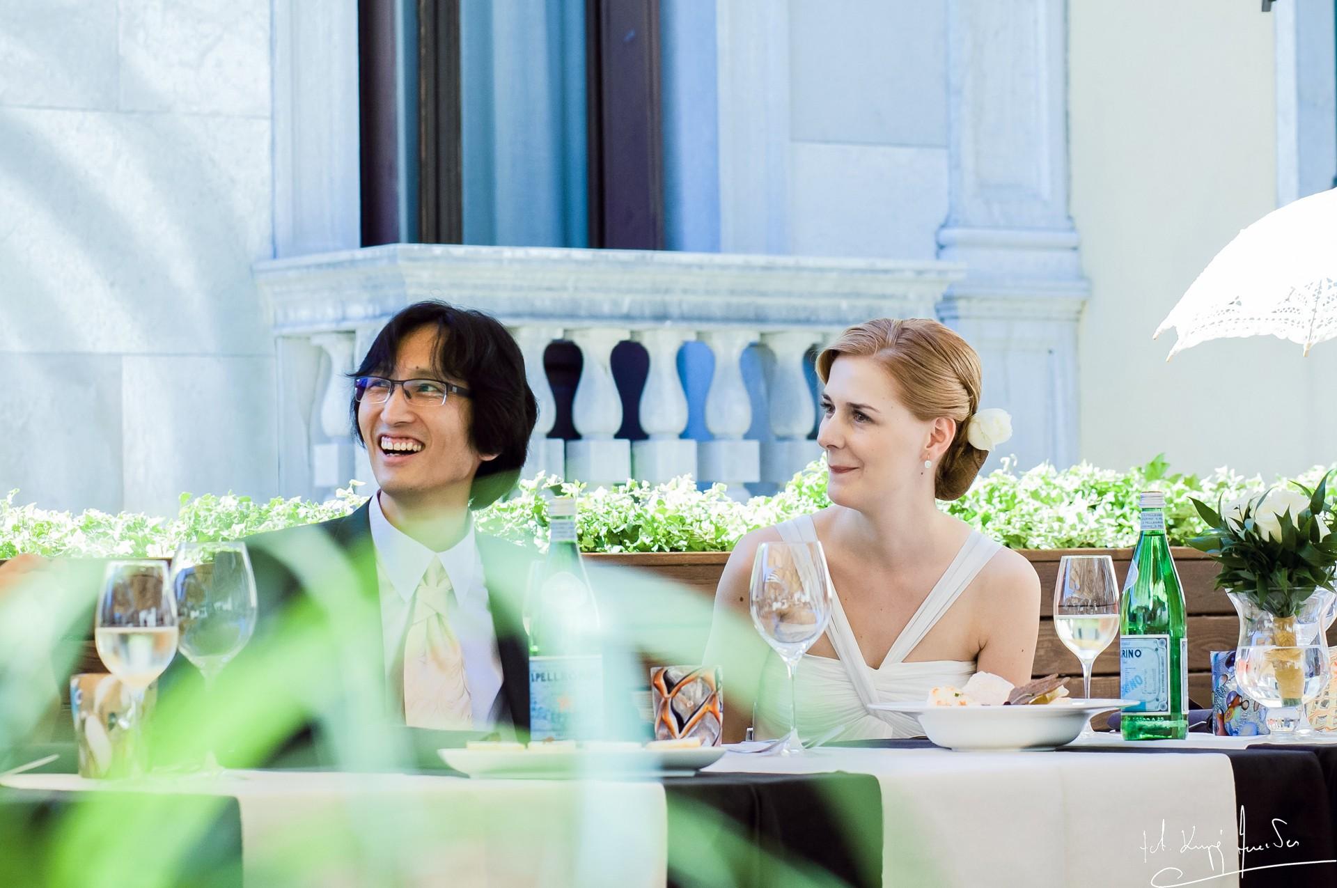 Ślub w wenecji 62 Manuela Luiza & Young Seon Song