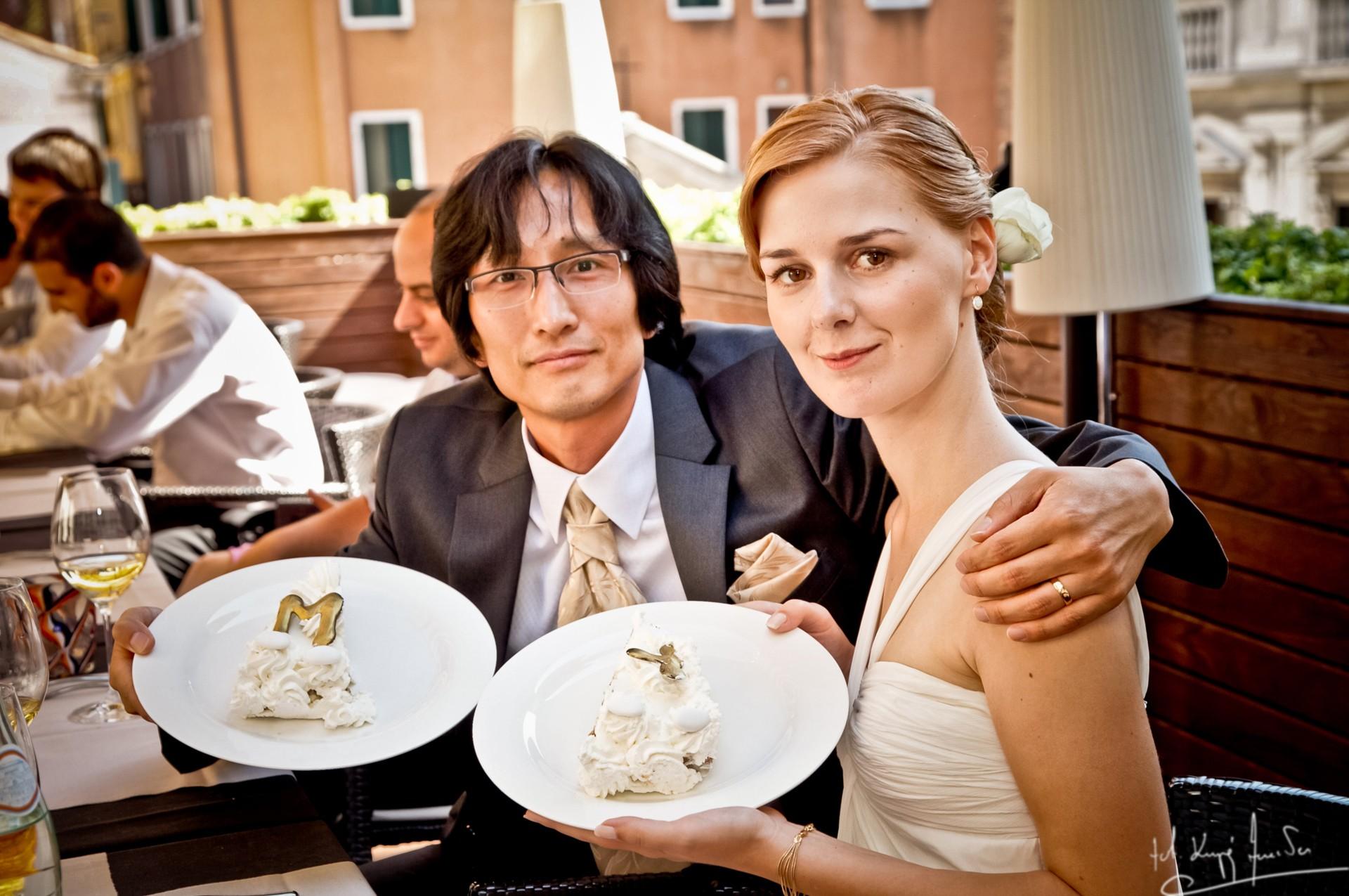 Ślub w wenecji 70 Manuela Luiza & Young Seon Song