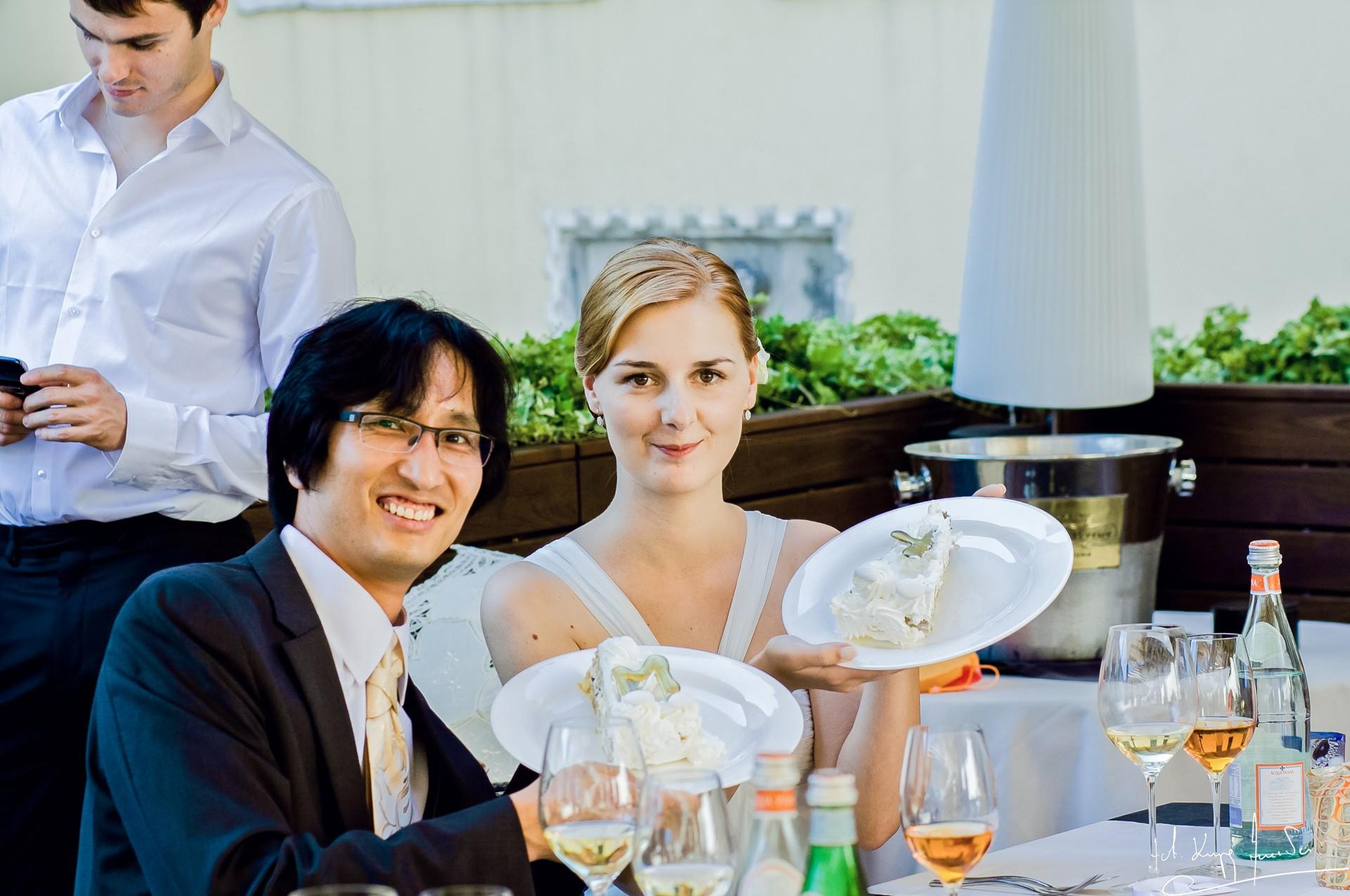 Ślub w wenecji 71 Manuela Luiza & Young Seon Song