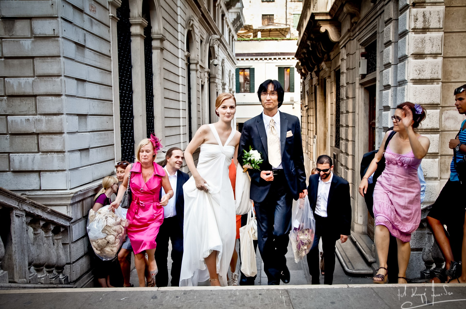 Ślub w wenecji 74 Manuela Luiza & Young Seon Song