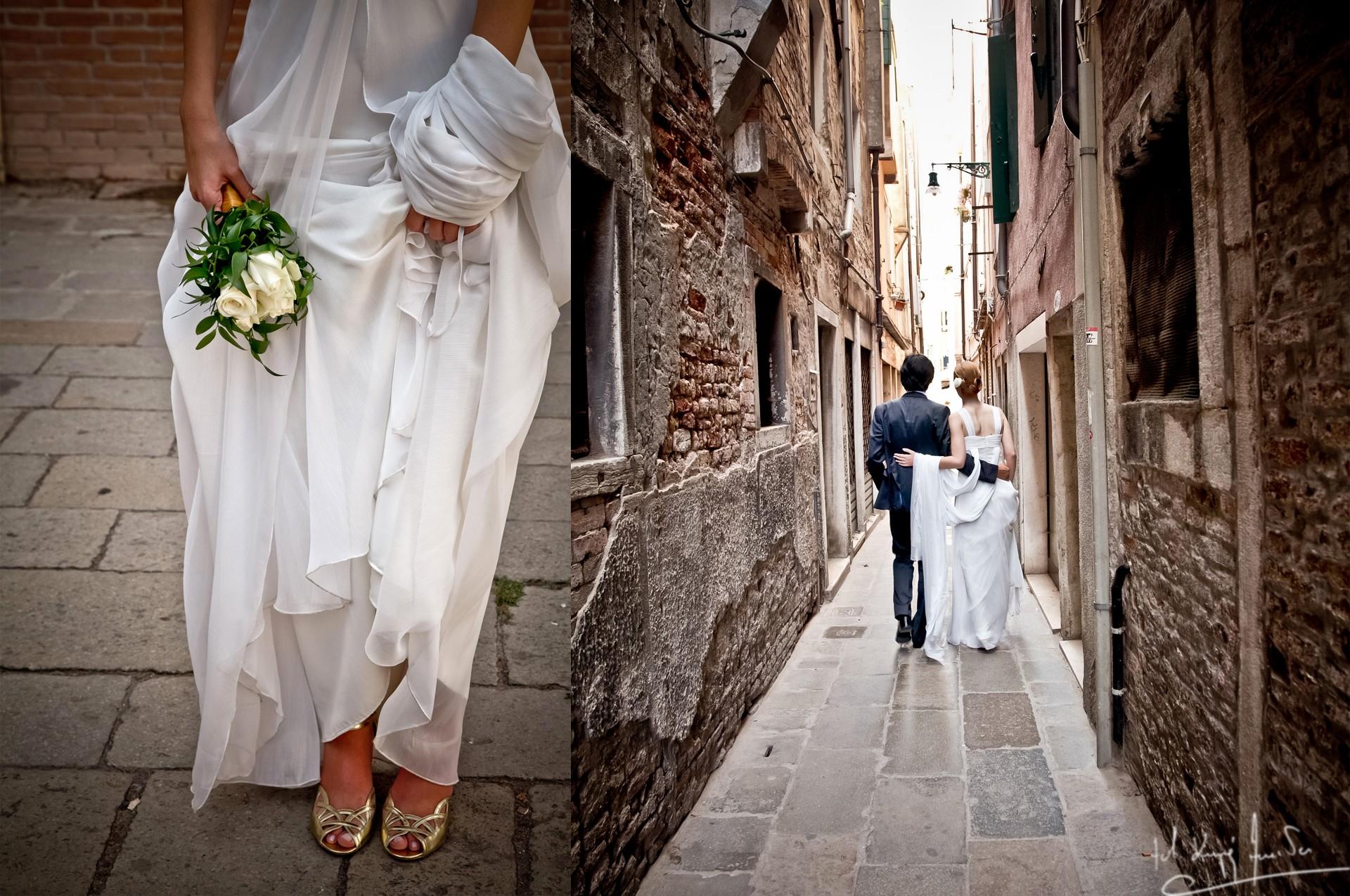 Ślub w wenecji 76 Manuela Luiza & Young Seon Song