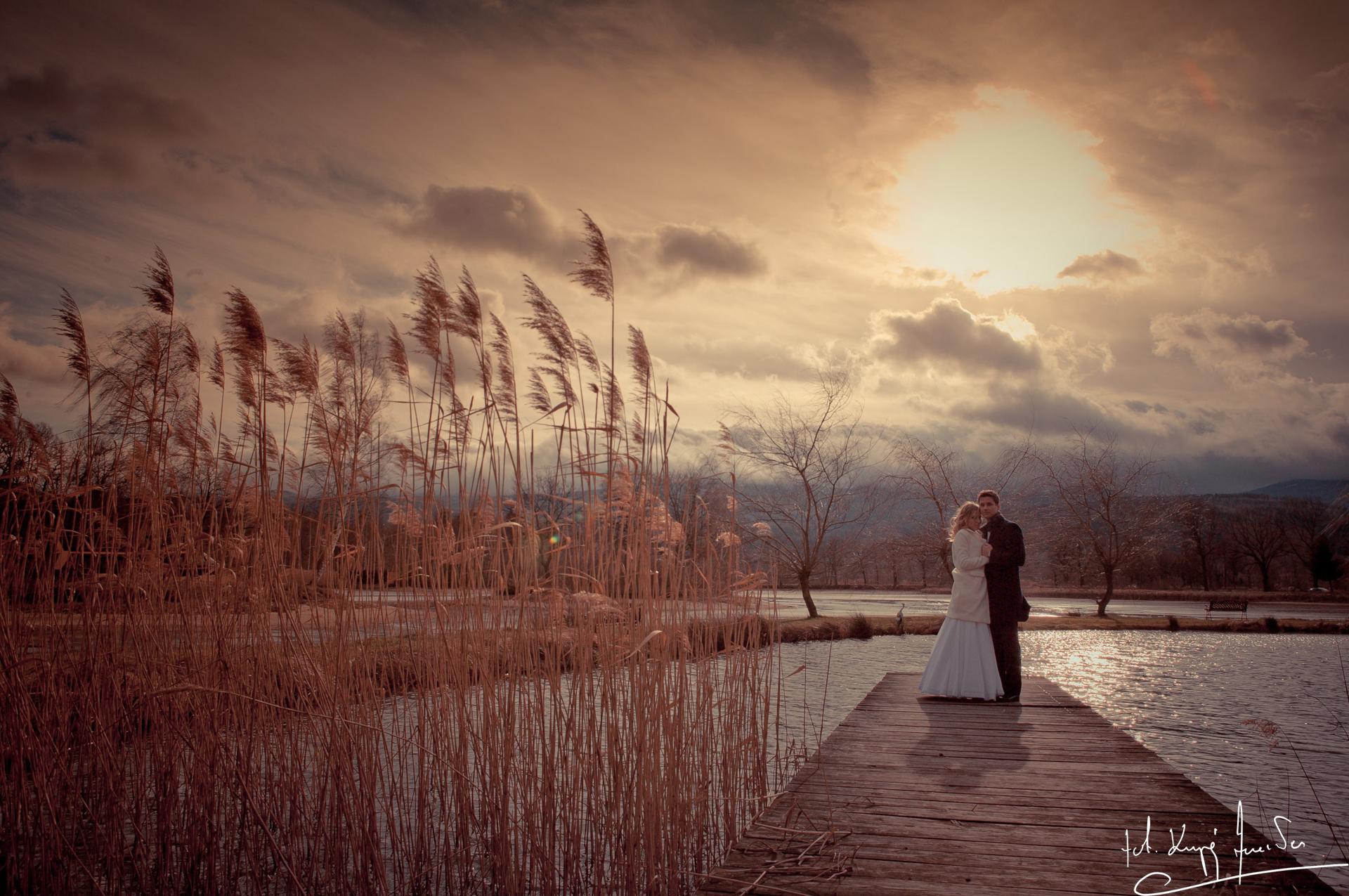 Ślub w jeleniej górze 10 Lutowy Plener z Eweliną i Mikołajem