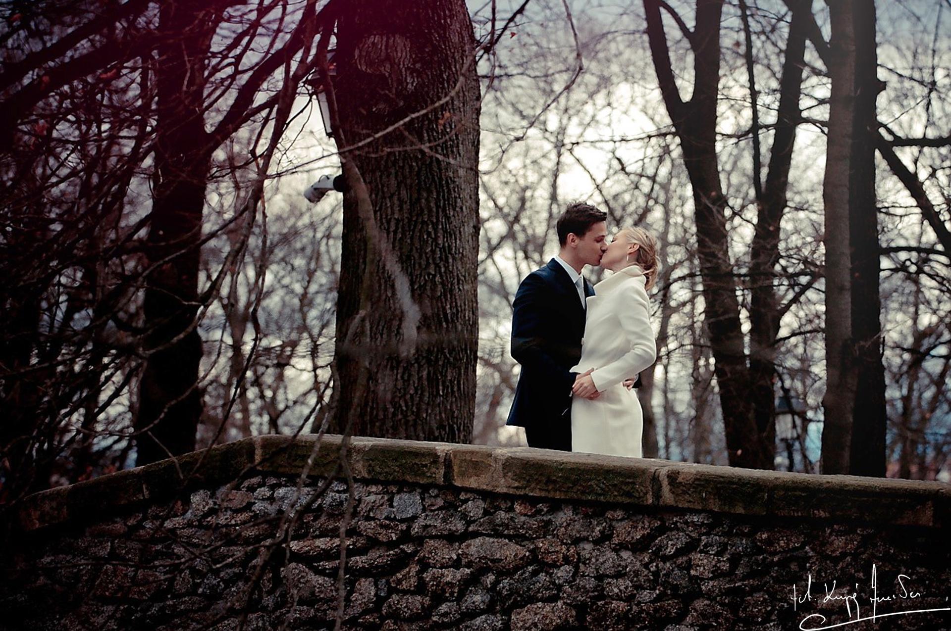 Ślub w jeleniej górze 12 Lutowy Plener z Eweliną i Mikołajem