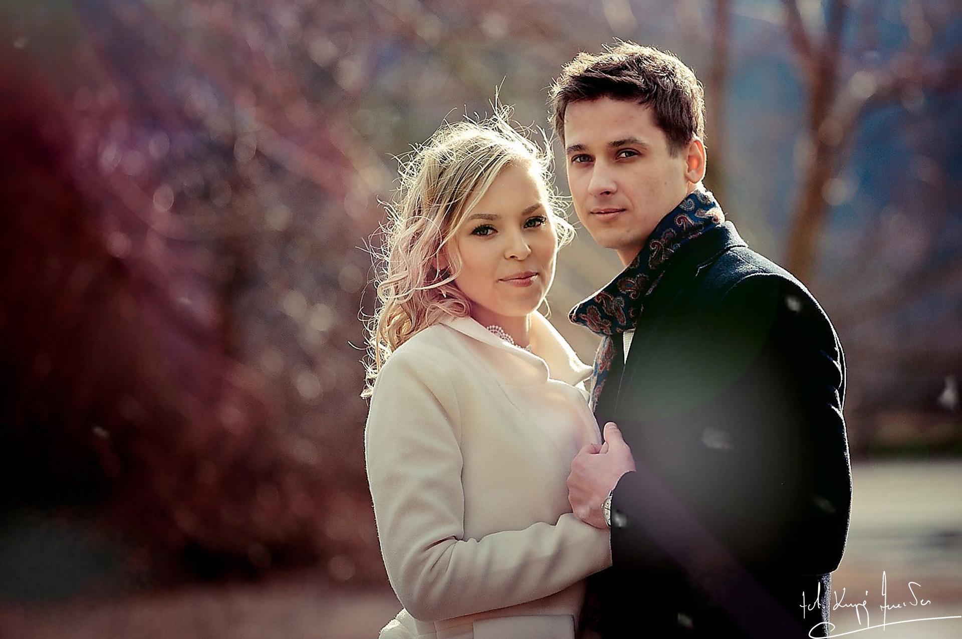 Ślub w jeleniej górze 14 Lutowy Plener z Eweliną i Mikołajem