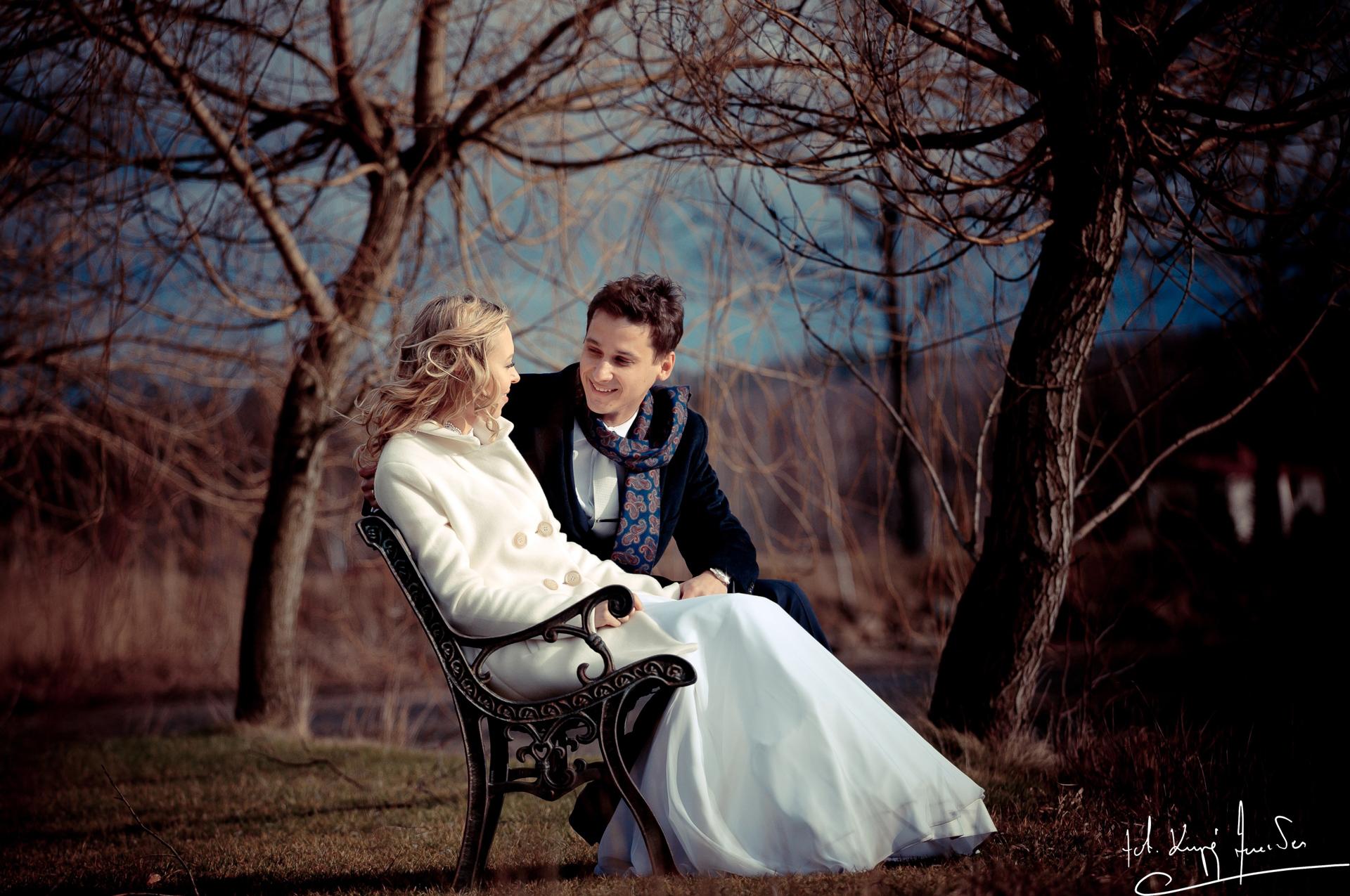 Ślub w jeleniej górze 7 Lutowy Plener z Eweliną i Mikołajem
