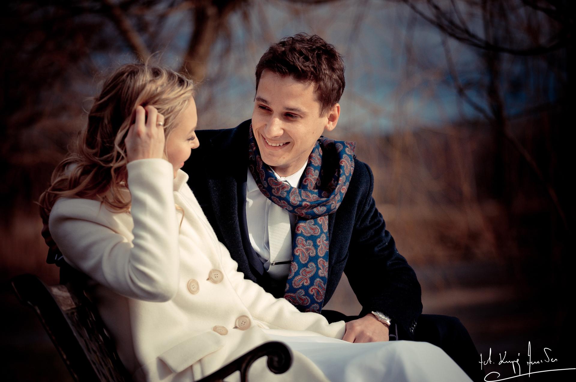 Ślub w jeleniej górze 8 Lutowy Plener z Eweliną i Mikołajem