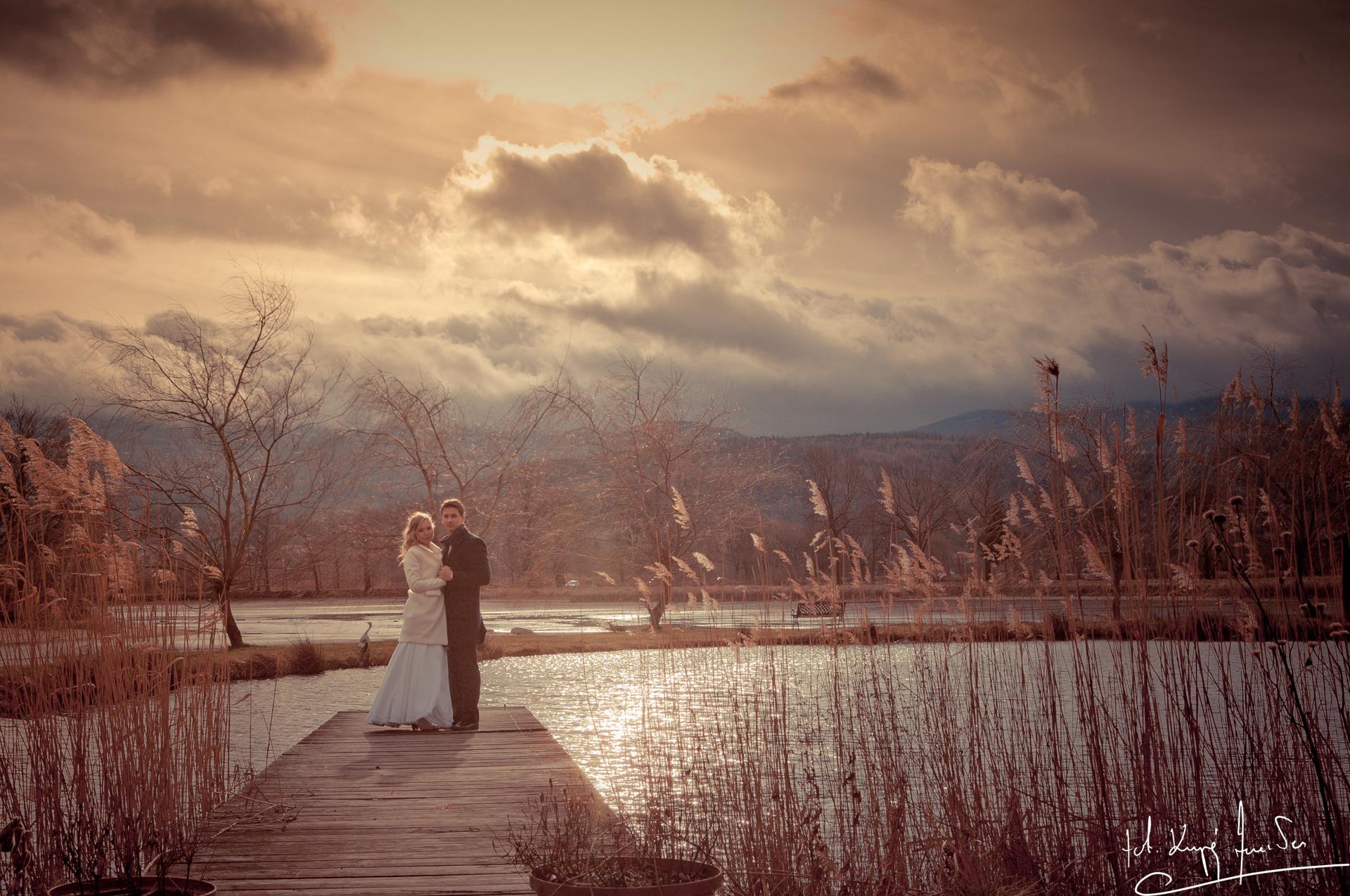 Ślub w jeleniej górze 9 Lutowy Plener z Eweliną i Mikołajem