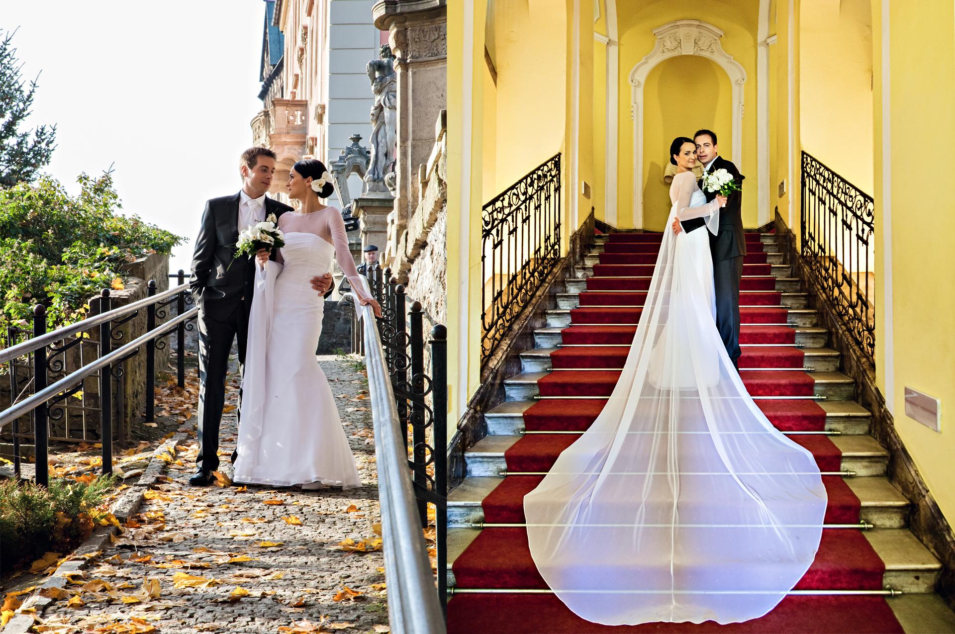 fotograf wałbrzych 14 Plener Oli & Olafa w Zamek Książ