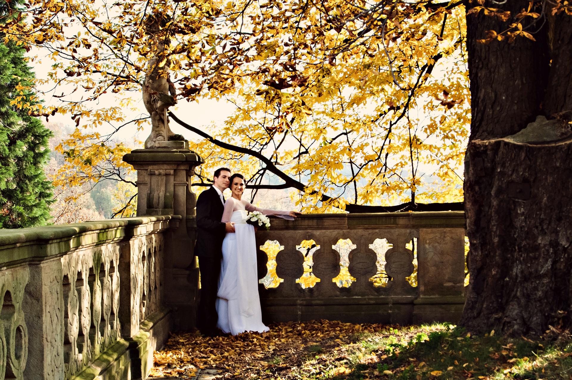 fotograf wałbrzych 16 Plener Oli & Olafa w Zamek Książ