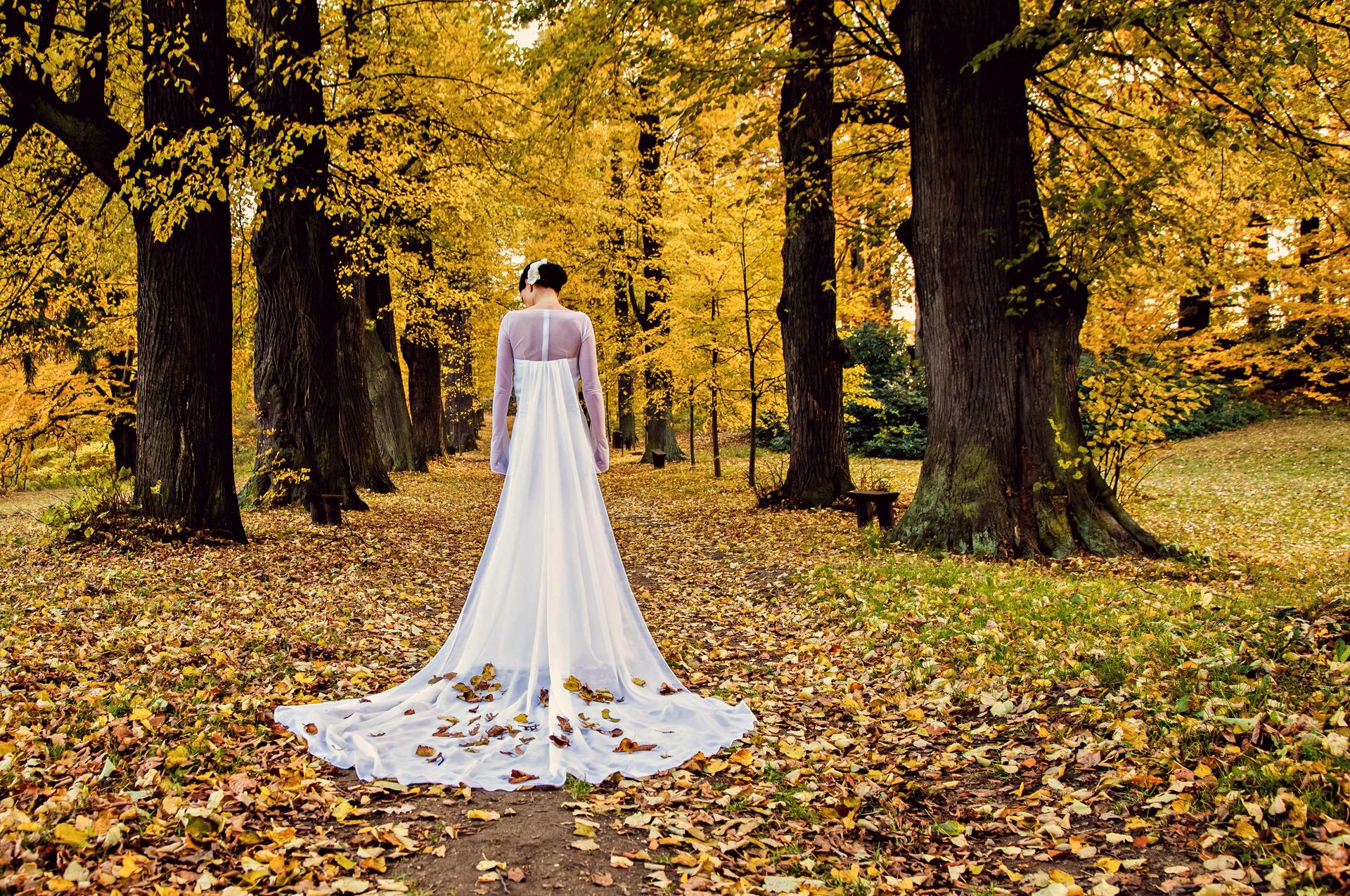 fotograf wałbrzych 19 Plener Oli & Olafa w Zamek Książ