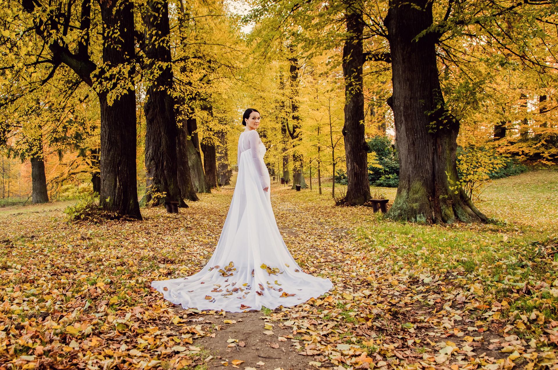 fotograf wałbrzych 21 Plener Oli & Olafa w Zamek Książ