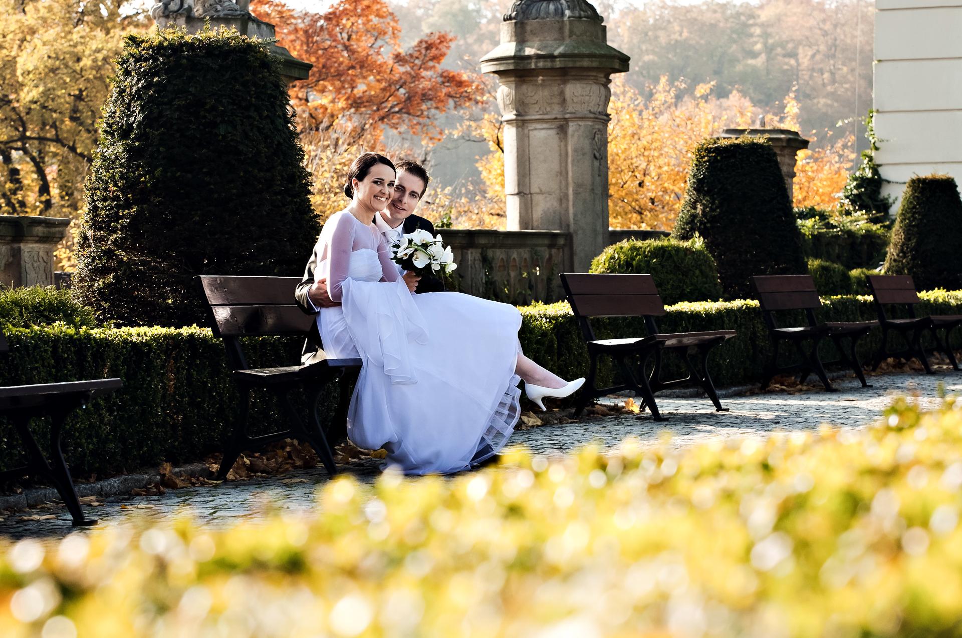 fotograf wałbrzych 5 Plener Oli & Olafa w Zamek Książ